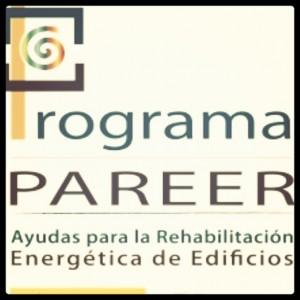 Programa Pareer para la tramitación de ayudas a la rehabilitación energética de Edficios
