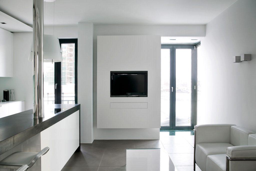 ideas para reformar pisos pequeños - construaction